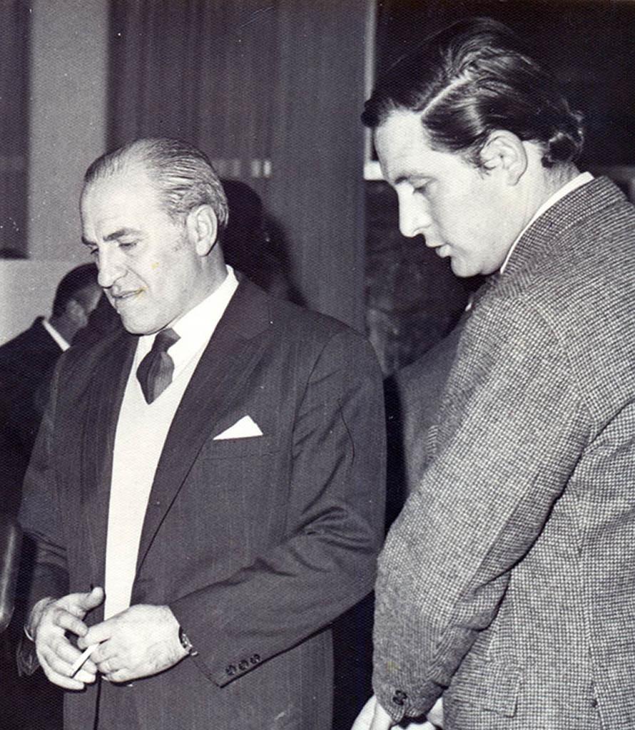 Carlos y Gerardo Andia