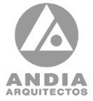 Andia Arquitectos Original Logo_Gris